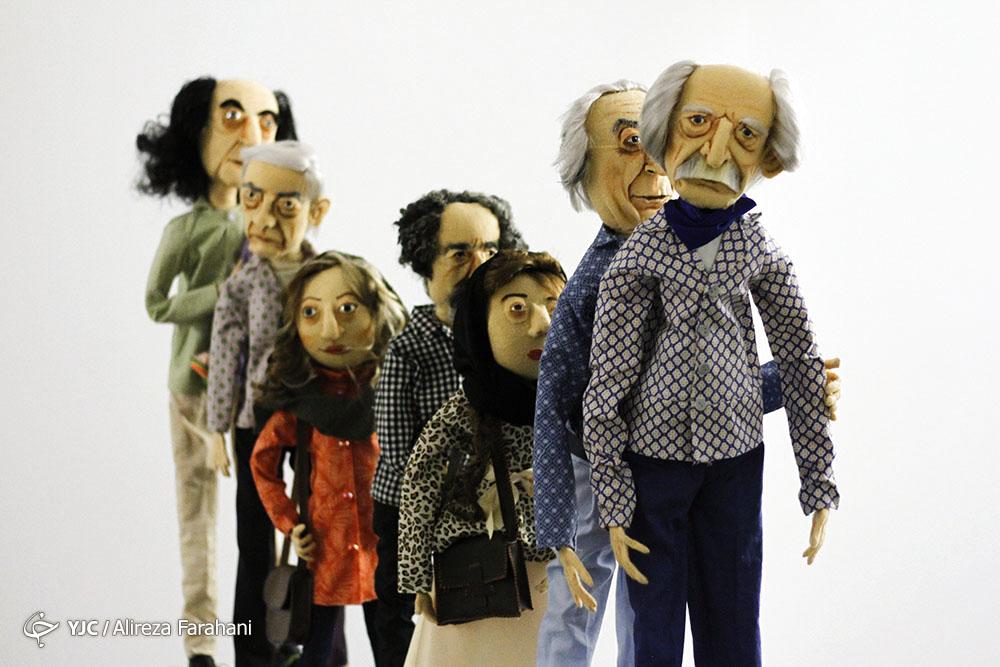 عروسک هایی که عصبانی هستند