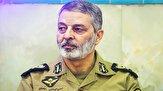 پیام تسلیت فرمانده کل ارتش در پی وقوع فاجعه انفجار در بندر بیروت