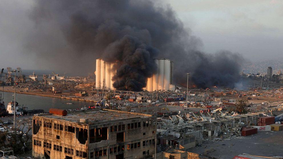 10 انفجار بزرگ و مرگبار صد سال اخیر+ تصاویر////