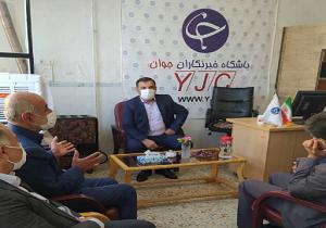 جعفر عبدالملکی مدیر کل صداوسیمای مرکز کردستان
