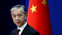سخنگوی وزارت خارجه چین به پمپئو هشدار داد