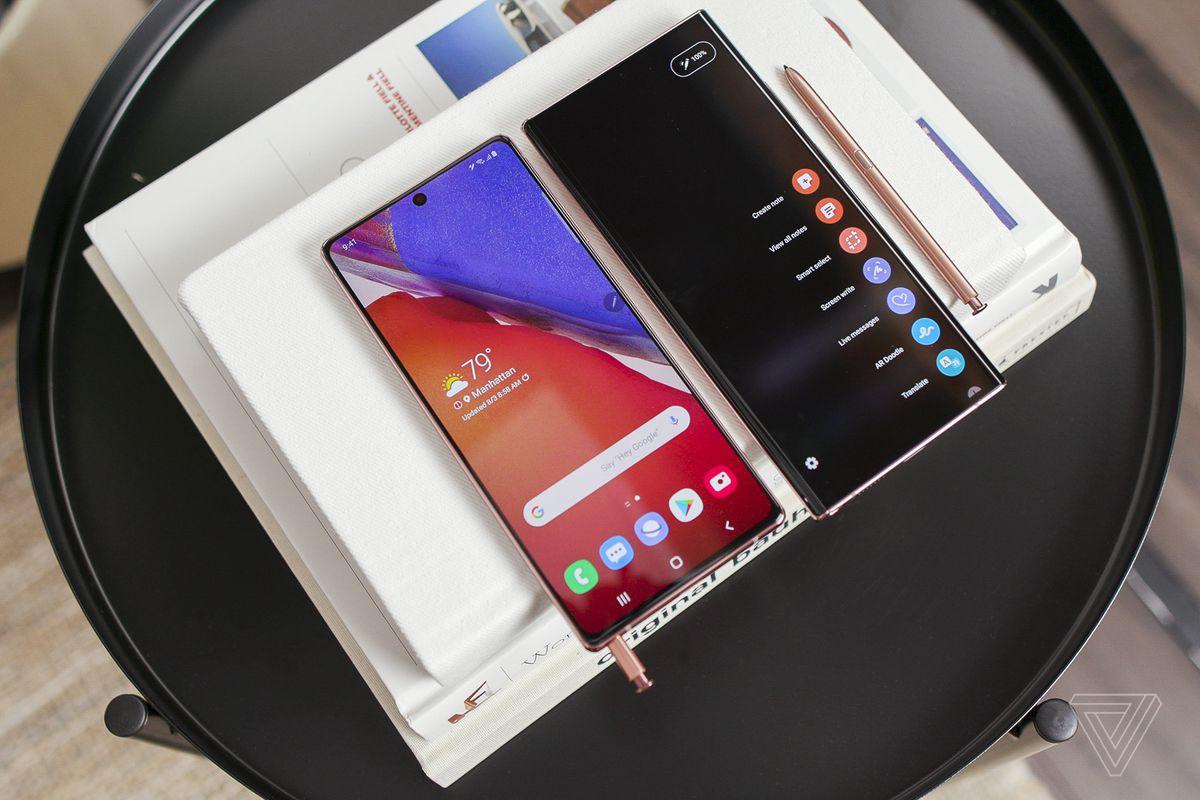 گوشی Galaxy Note 20 Ultra