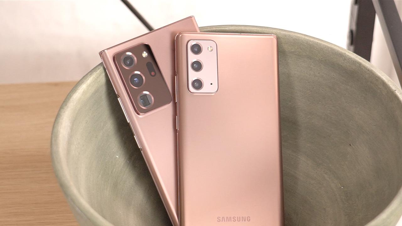 معرفی گوشی Galaxy Note 20 Ultra