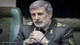 پیام تبریک وزیر دفاع به سرلشکر موسوی به مناسبت تصویب اهدای نشان فداکاری به دانشگاه امام علی (ع)