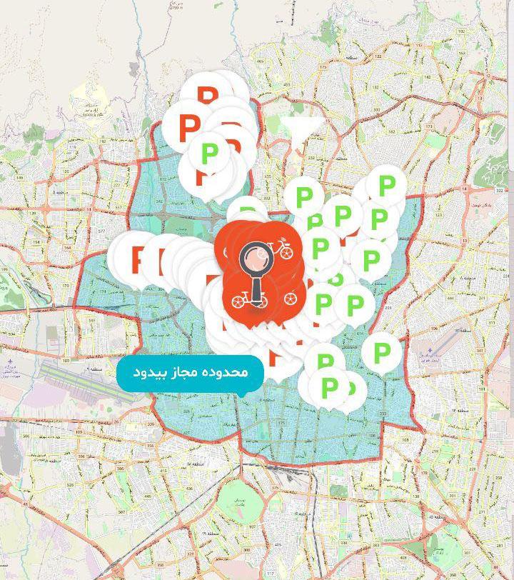 محدودیت جغرافیایی در استفاده از دوچرخههای اشتراکی/ توسعه حمل ونقل پاک محتاج یارانه
