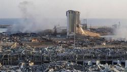 تصاویر پهپادی از بندر ویران شده بیروت + ویدئو
