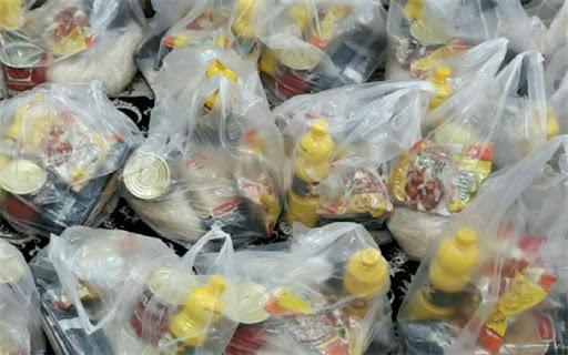 توزیع ۷۰۰ بسته معیشتی در ملکان