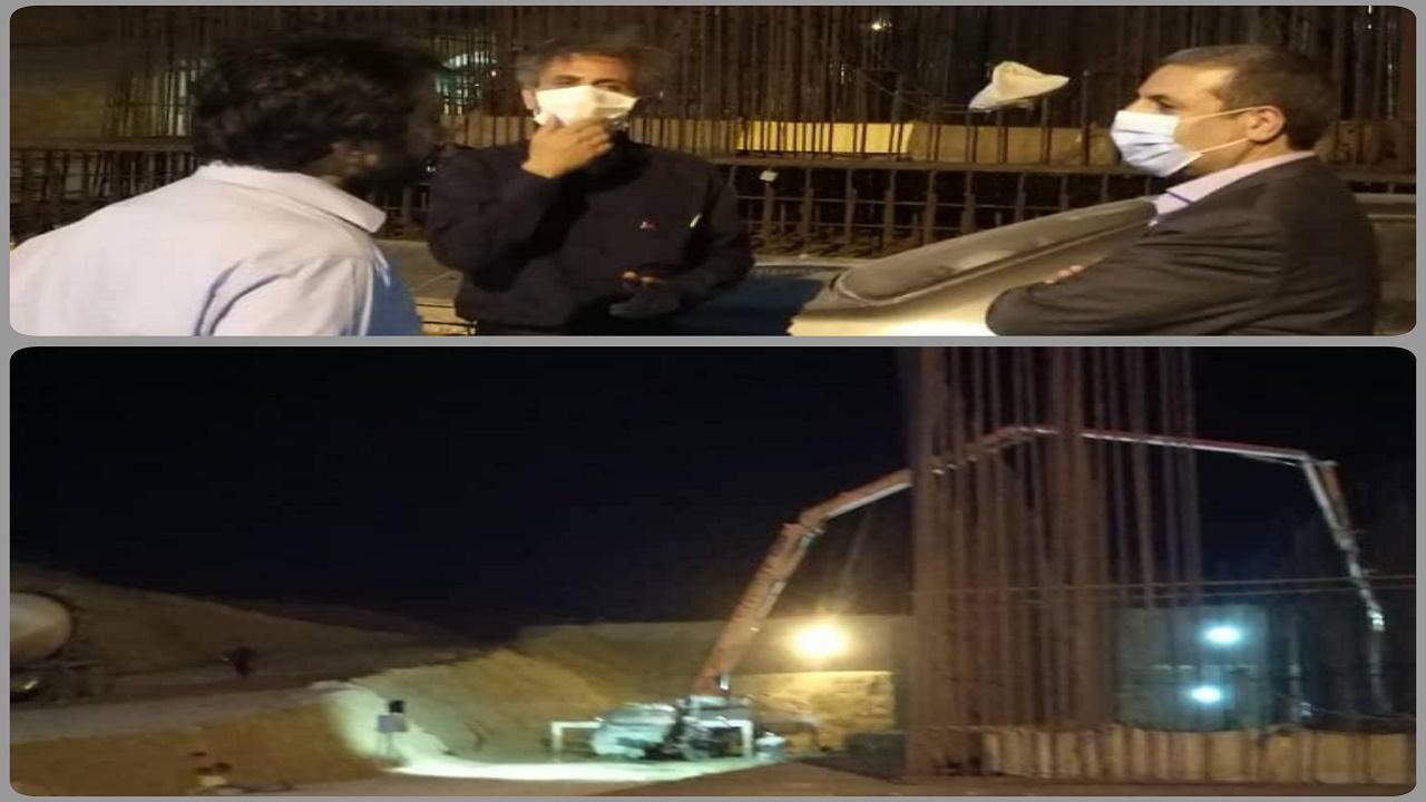 آبشیرینکن ۳۵ هزار متر مکعبی بوشهر طبق زمانبندی وارد مدار تولید میشود
