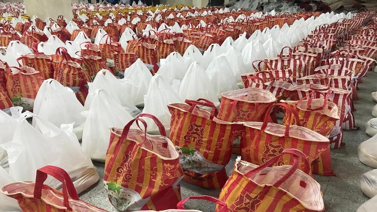 توزیع ۲۰ هزار بسته معیشتی در خراسان رضوی