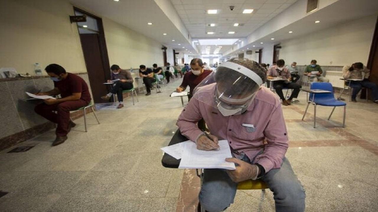 ۱۹۰۰ نفر در آزمون کارشناسی ارشد البرز رقابت میکنند