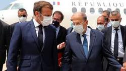 مکرون: خودم مسئولیت تغییرات سیاسی در لبنان را بر عهده میگیرم!