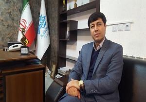 امین مرادی رئیس حوزه هنری انقلاب اسلامی کردستان