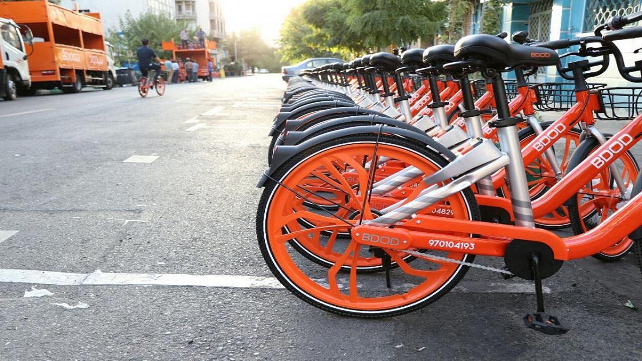 تبعیض در ارائه خدمات به شهروندان تهرانی/ اکثر تهرانیها محروم از دوچرخههای اشتراکی