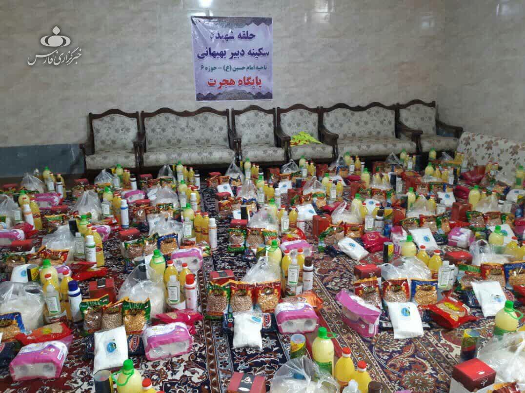 سنگ تمام بانوی جهادگر در جنگ کرونا/ خواهران با اقتدار به میدان جهاد بیایید