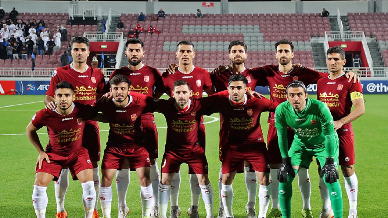 ابتلای یکی از اعضای شهرخودرو به کرونا / شکایت رسمی تیم مشهدی از داور بازی با استقلال