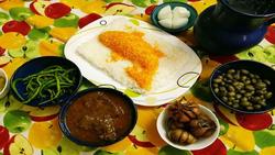 آموزش آشپزی؛ از دندهپلو و ترشِ سماق تا بیج بیج و مالابیج + تصاویر
