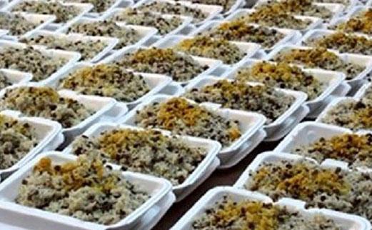 توزیع ۳۵ هزار پرس غذای گرم در مراغه