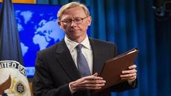 شکست فشار حداکثری آمریکا علیه ایران برایان هوک را از کار برکنار کرد