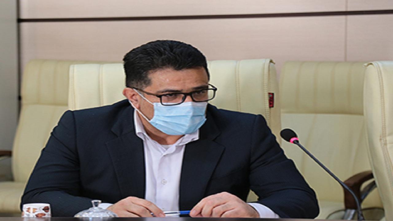 دکتر سعید کشمیری دبیر ستاد مبارزه با کرونا در استان بوشهر