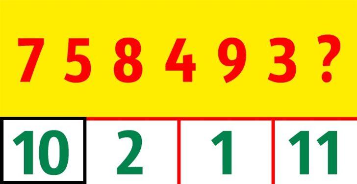 تست هوش: فقط یک نابغه میتواند این ۷ معمای چالشی را در ۳۰ ثانیه حل کند