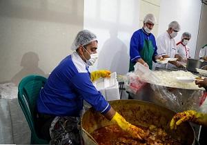 آشپزخانه مسجد مقدس جمکران