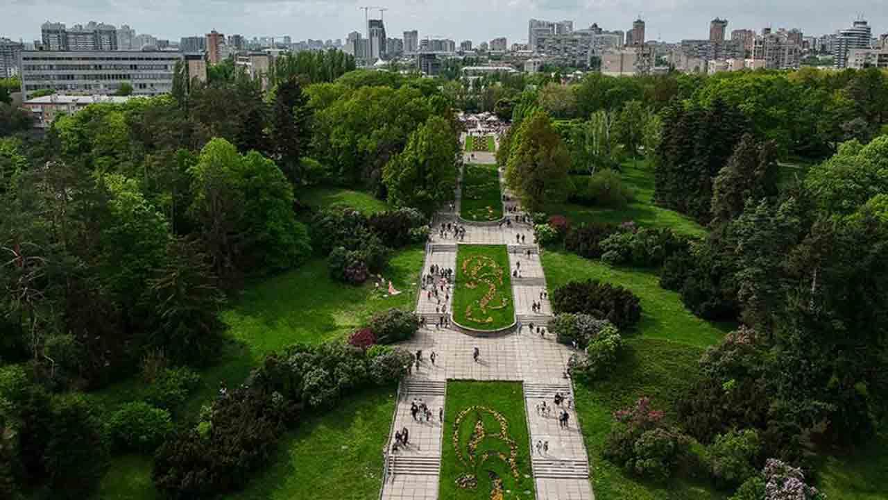 باغ ملی گیاه شناسی اوکراین
