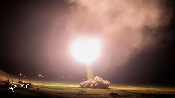موشک قیام، تیر ایران بر پیکره پایگاه استکباری عین الاسد + تصاویر