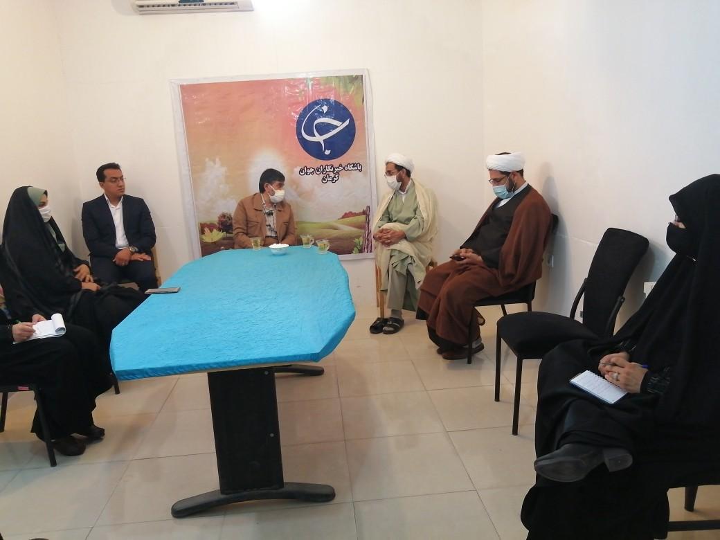 دیدار مدیر کل سازمان تبلیغات از باشگاه خبرنگاران کرمان