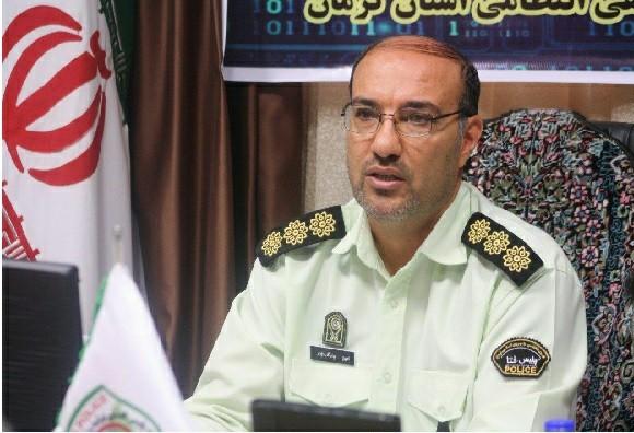 سرهنگ یادگار نژاد، رئیس پلیس فتا استان کرمان