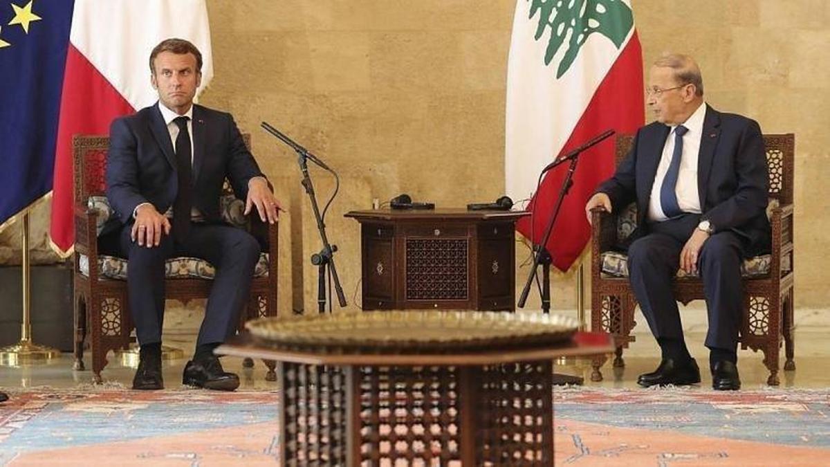 جذب تعهد مالی ۲۵۲ میلیون یورویی برای کمک به لبنان توسط فرانسه/ ولید جنبلاط: دولت باید ساقط شود
