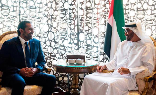 حقایق پشت پرده از جولان اماراتی ها در لبنان / از تاسیس خیریه تا کودتا + تصاویر