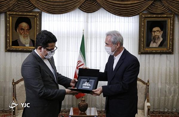 موسوی: آماده توسعه روابط اقتصادی ایران و آذربایجان هستیم
