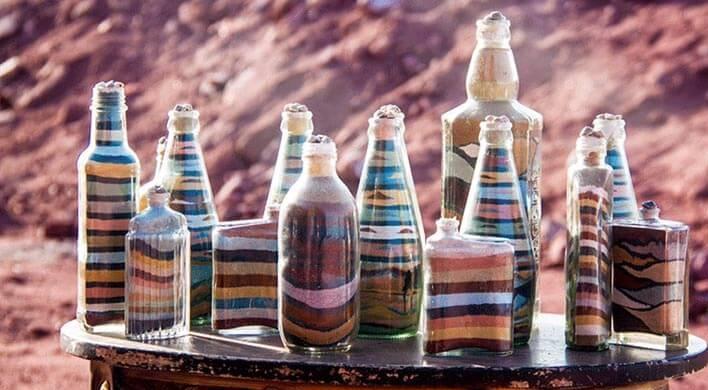 تصویری از بسته بندی خاک خوراکی برای فروش