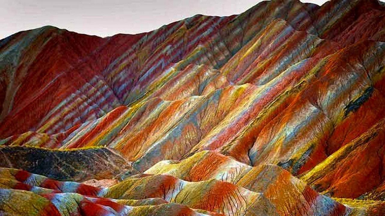 تنها کوه خوراکی جهان در ایران