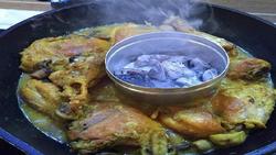 چگونه مرغ زغالی درست کنیم؟
