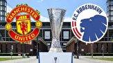 مسابقات فوتبال لیگ اروپا/ صعود منچستریونایتد به نیمه نهایی