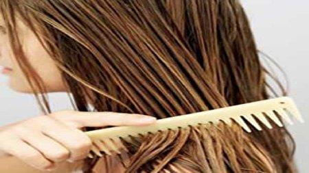 روشهای از بین بردن چربی موی سر