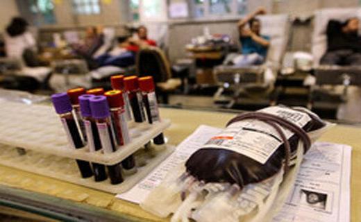 کاهش شدید ذخائر خونی در استان فارس