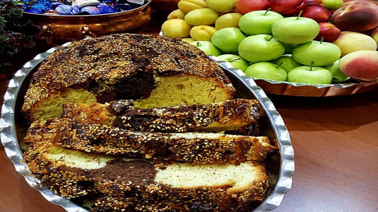 طرز تهیه کیک کرهای