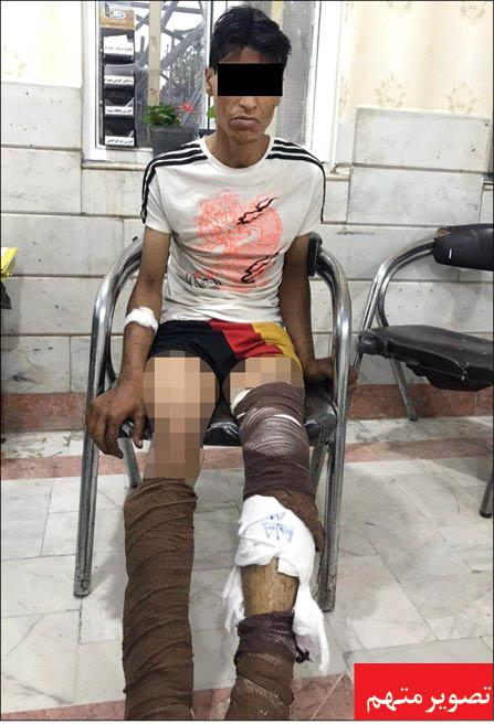 دزد مغز خودروها دستگیر شد/ صید سارق با ۴ گلوله سربی!