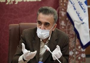 محمدرضا قدیر رئیس دانشگاه علوم پزشکی قم