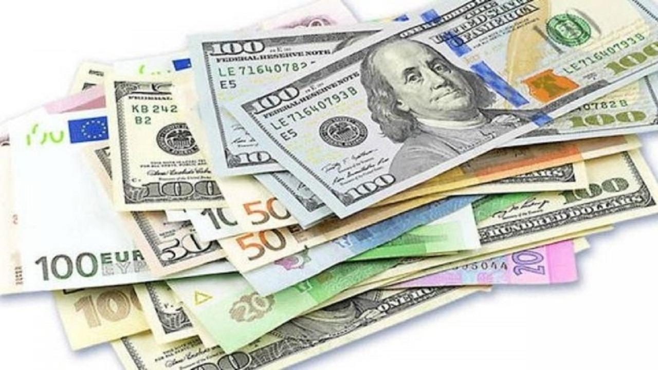 نرخ ارز بین بانکی در ۲۲ مرداد؛ قیمت رسمی ۲۲ ارز کاهش یافت