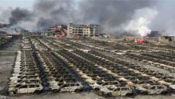 بندر بیروت یک هفته پس از انفجار مهیب + تصاویر