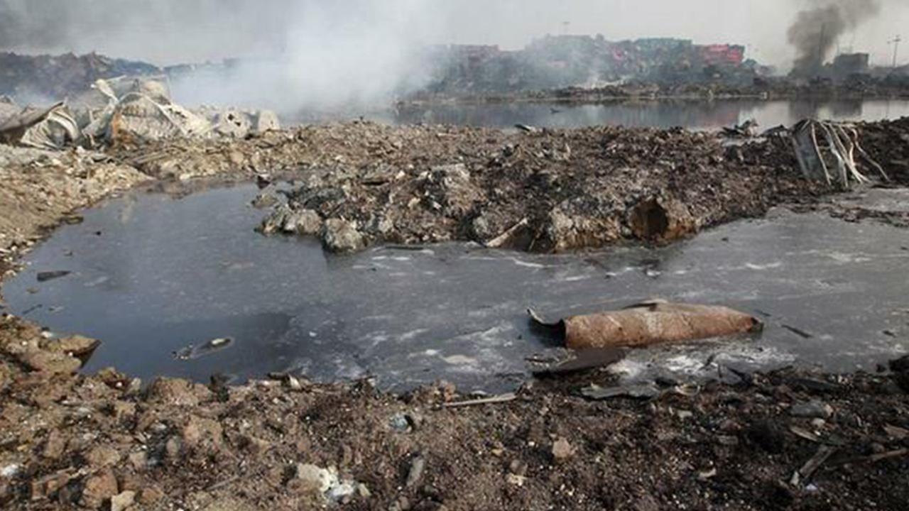 بیروت پس از یک هفته ویرانی