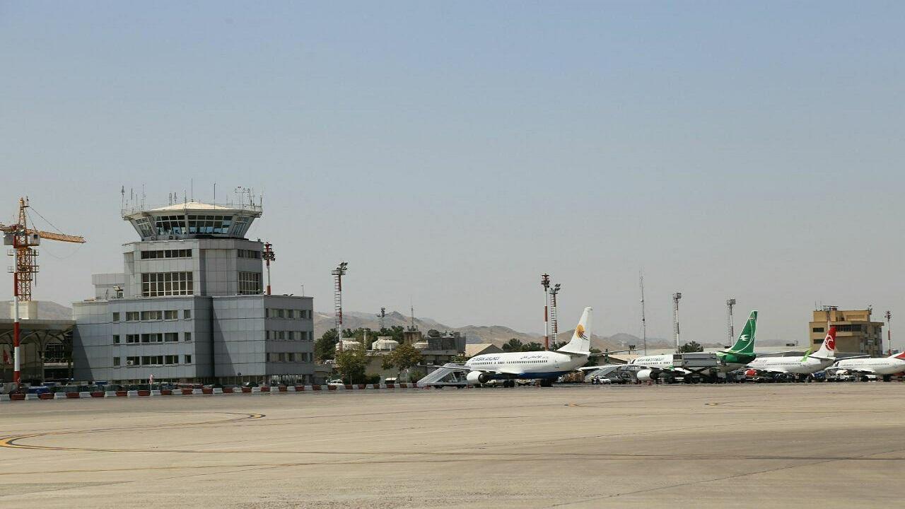 کاهش ۶۶ درصدی پرواز و ۷۴ درصدی پذیرش مسافر در فرودگاه بین المللی مشهد