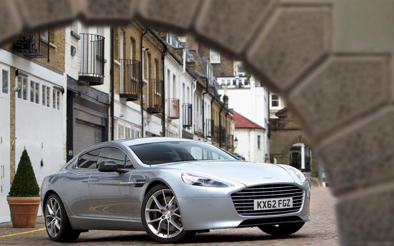 خودروی Aston Martin Rapide