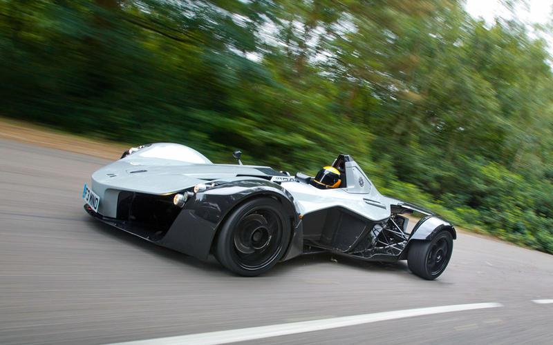 محصول سال ۲۰۱۱؛ خودروی BAC Mono