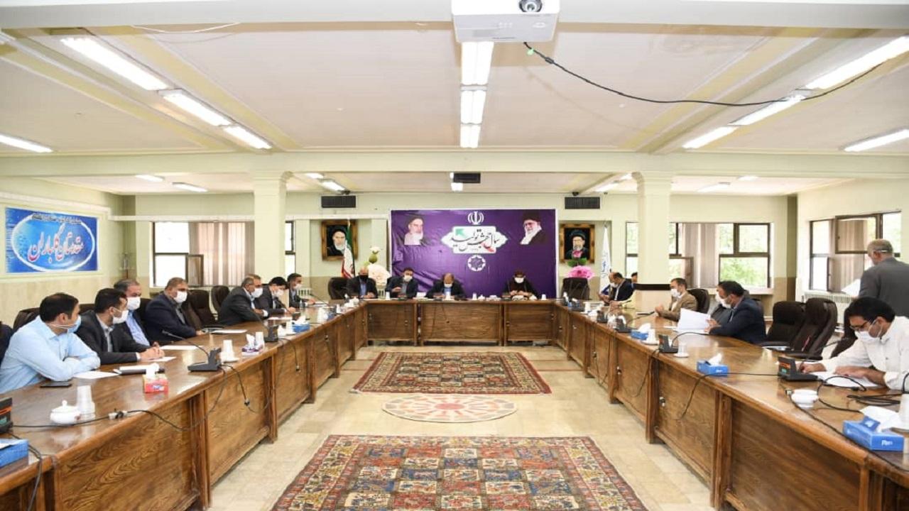 نشست هماهنگی کمیسیون ماده ۱۰۰