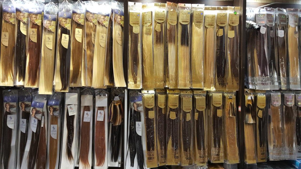 خرید و فروش موی طبیعی در روزهای کرونایی/ گیس بریدههایی که ترسی از کرونا ندارند