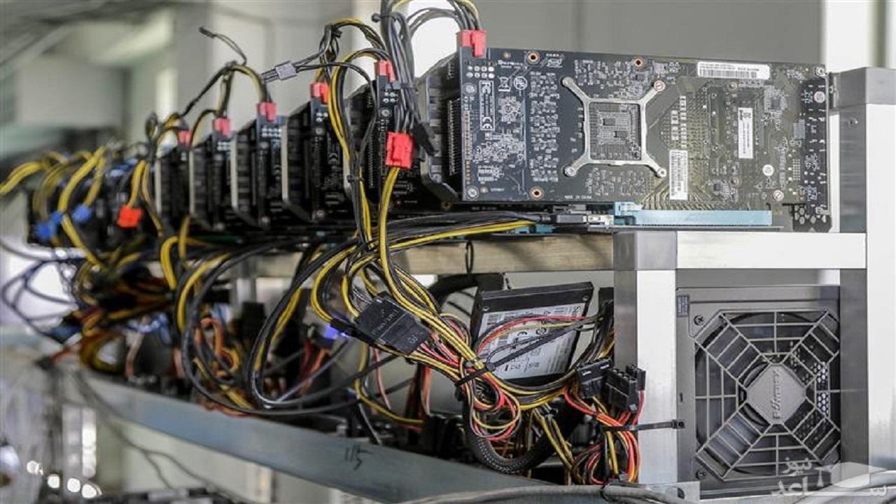 کشف و توقیف ۹۴ دستگاه ماینر غیرمجاز در مراغه